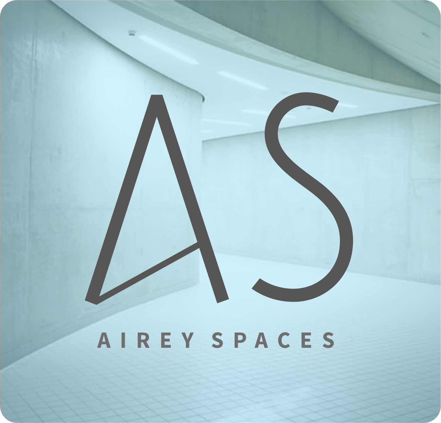 Airey Spaces Archetectural photographer logo