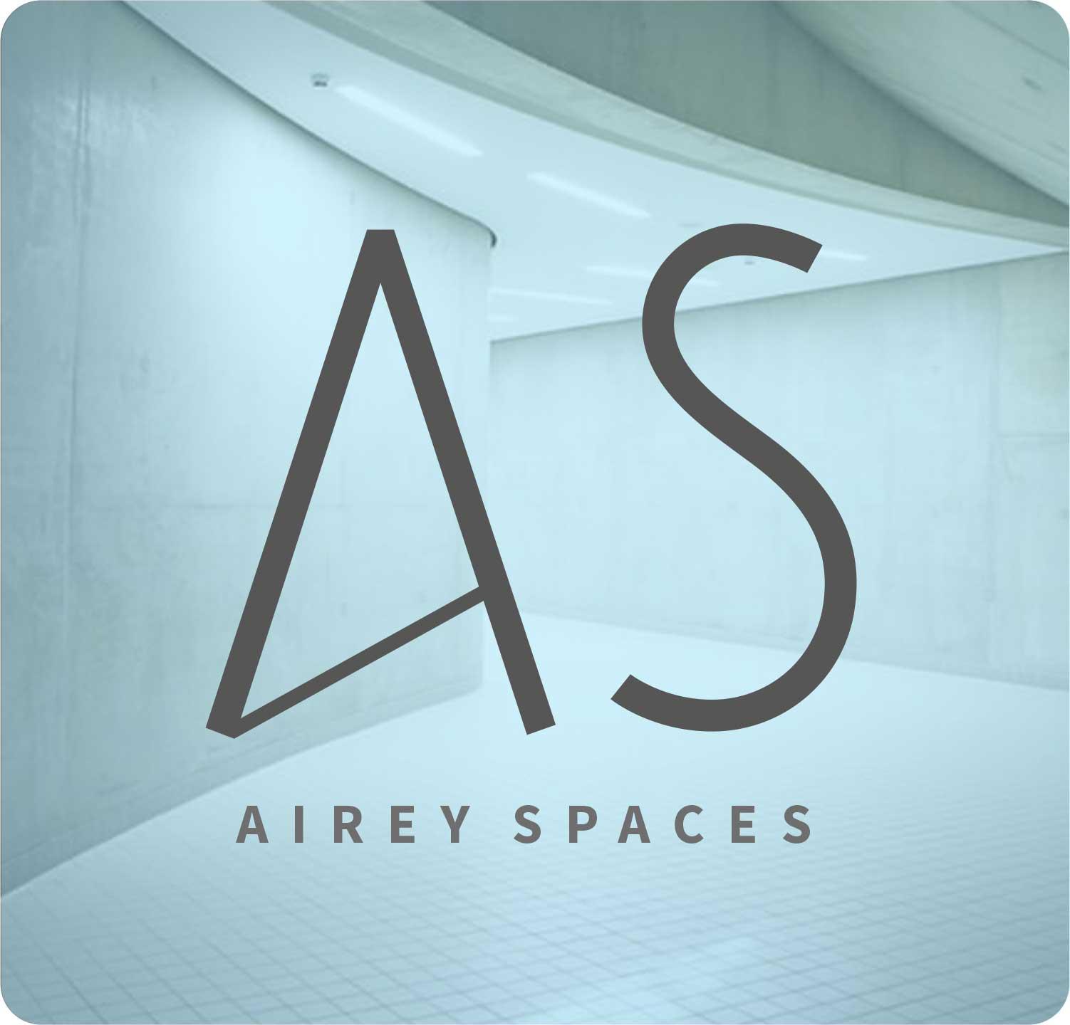 Airey Spaces Archetectural photographer logo