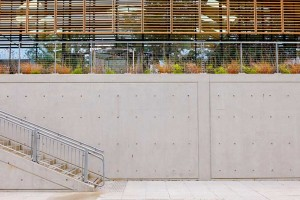 exterior of the living planet centre WWF building by Airey Spaces
