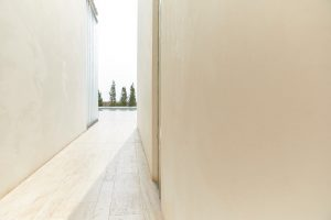 cool passageway of modern apartment Muraba Residences, Palm Jumeirah by Airey Spaces